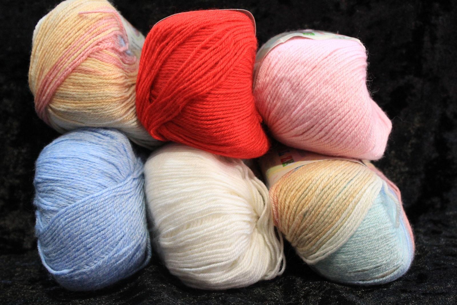 Какую пряжу для вязания выбрать?