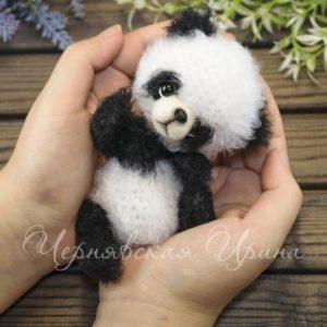 Панда крючком схема