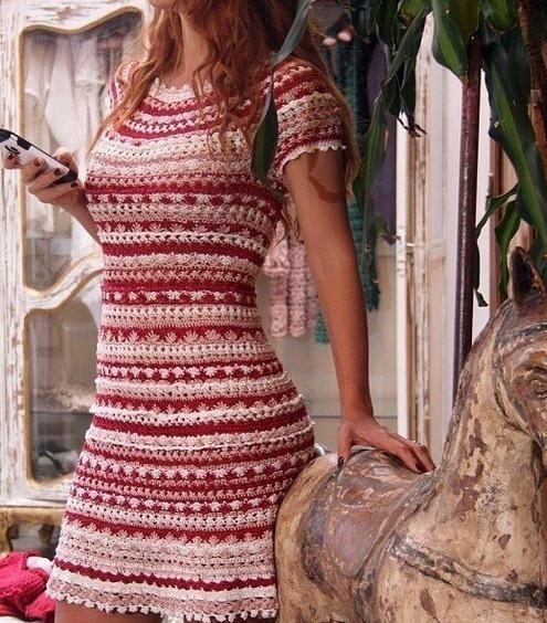 Платье по мотивам Ванессы Монторо Сиенна